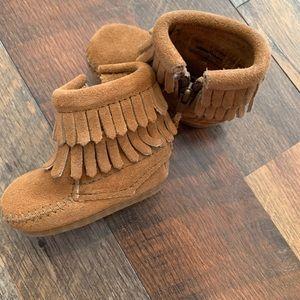Minnetonka Baby Boots
